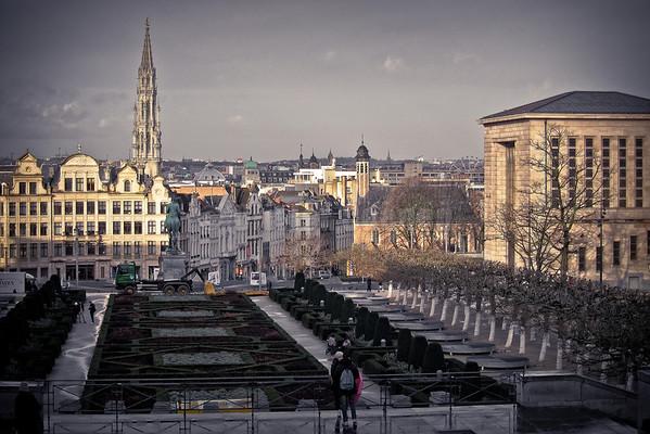 Bruxelles Noel 2013