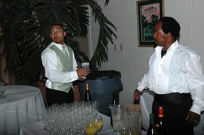 Betts Wedding Reception Aug 18, 2007