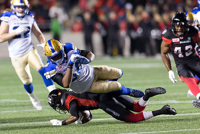 20161104 Blue Bombers vs Redblacks