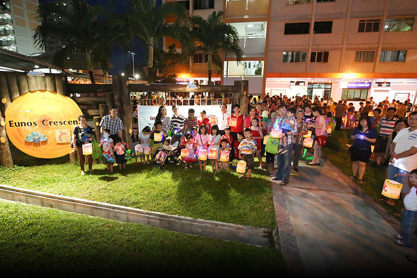 Multi-Racial Lantern Festival Celebration 2013