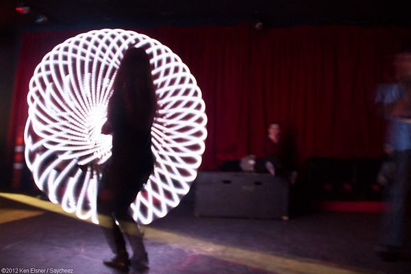 First Friday Hula Hoops