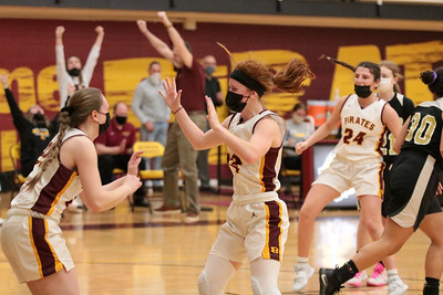 HS Sports - Taylor at Riverview Girls Basketball 21