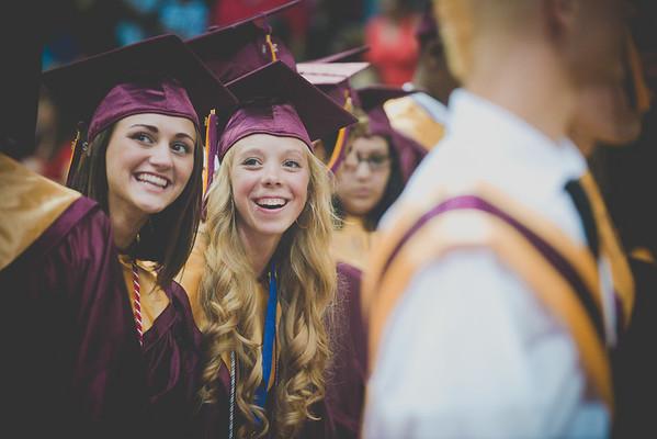 Mikiah Graduation 2014