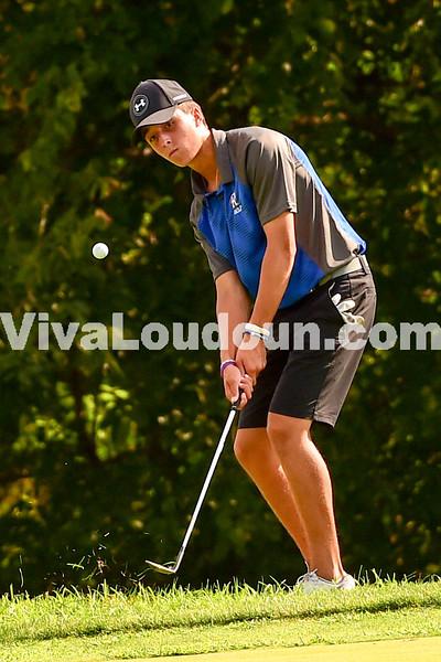 Golf: RockRidge vs Riverside 08.18.2016 (by Al Shipman)
