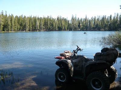 Treasure Mountain/Lake of the Woods