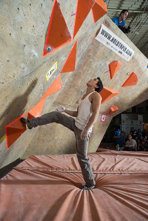 Tour de Bloc 11: Climber's Rock