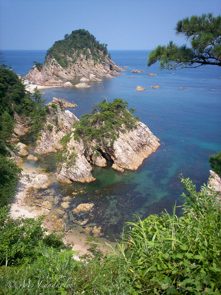 Shiobara Coast
