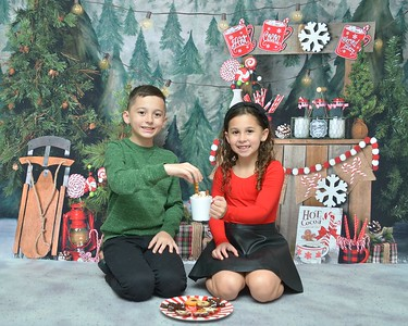 Brian & Jenna Christmas 2020