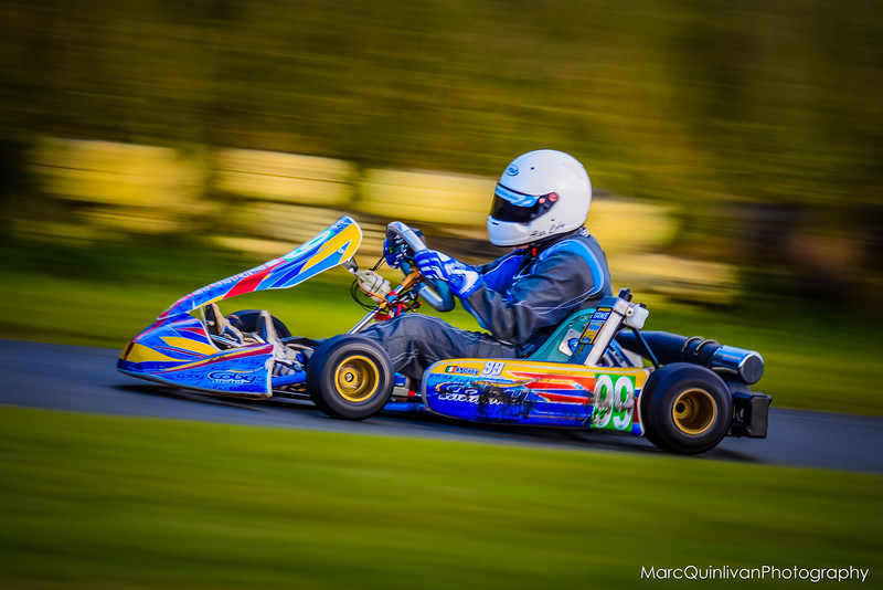 Leinster Karting Club - 2016 Winter Championship - Round 1 - Alyx Coby
