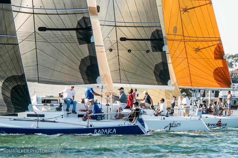 Newport Harbor Beercan Race Photos