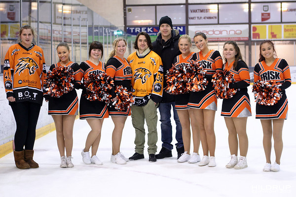 Stjernen Hockey @ Frisk Asker (Feb 3 2013)