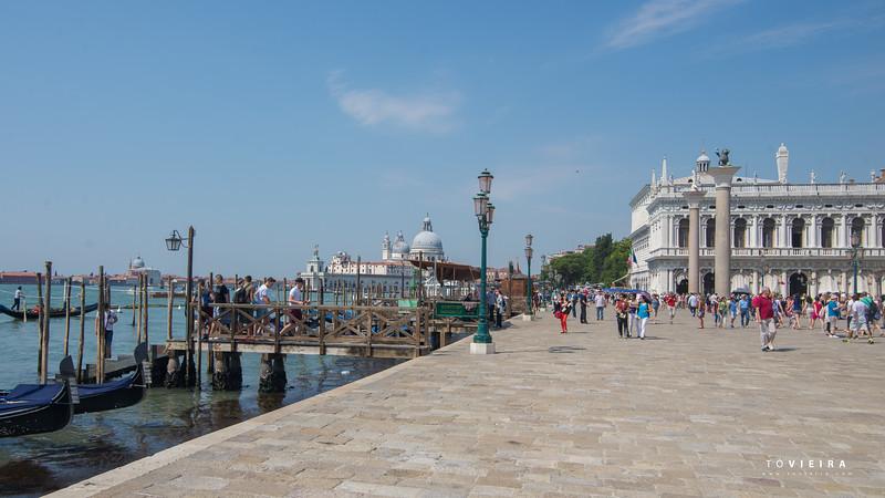 palacio ducal, praça san marco, Veneza, Lagoa de Veneza, Italia