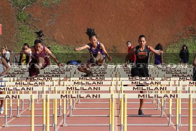 041710 OIA Girls 100 Hurdles