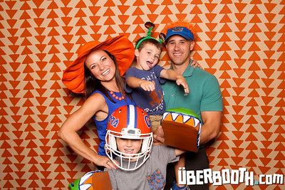 UF University Athletic Association Kick Off 2017
