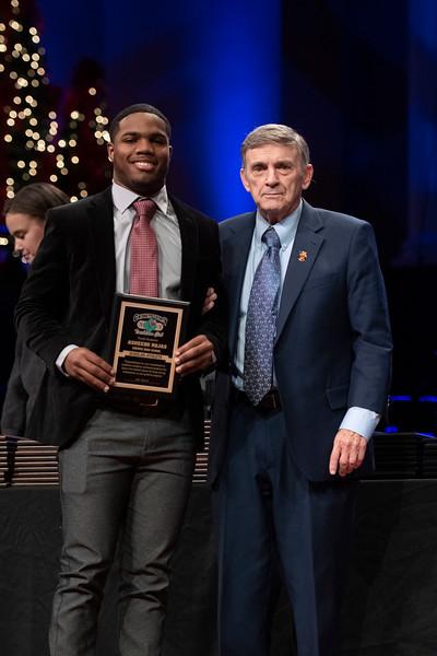Gwinnett High School Football awards