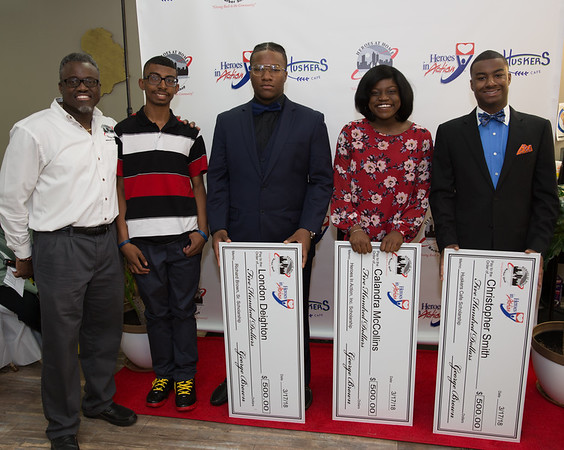 Heroes At Home 2018 Scholarship Ceremony