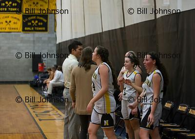 Girls JV Basketball Nauset v Sandwich 1_26_16