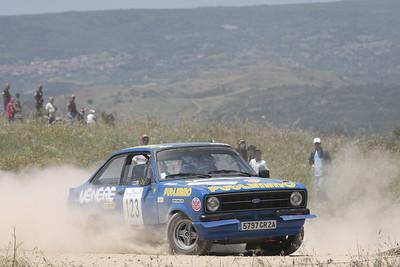 Rallye VHC inter de Sardaigne