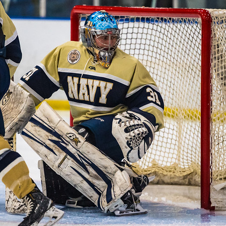 2016-10-07 NAVY Ice Hockey at Delaware