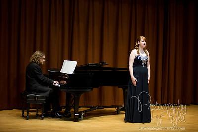 Katie's Senior Recital