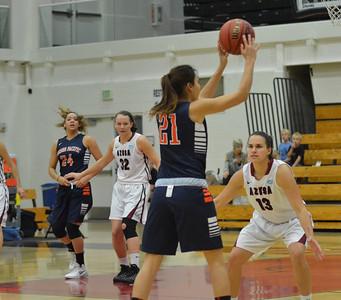 2013-12-16 Women's Basketball v Fresno Pacific