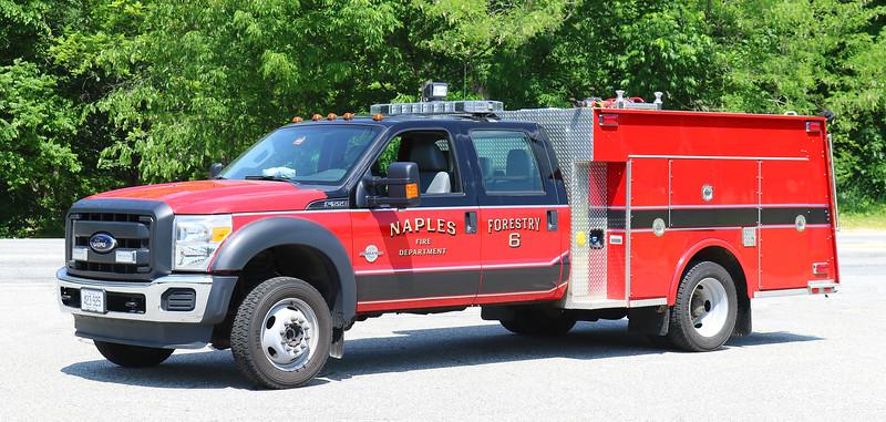 Forestry 6.  2012 Ford F-550 / Kimtek.  200 / 200