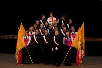 BAHS Band Seniors 2010