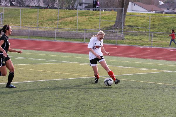Girls soccer photos 2-13-2010