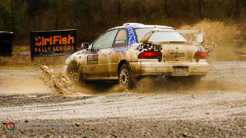 Northwest Rally DirtFish 4/1/18