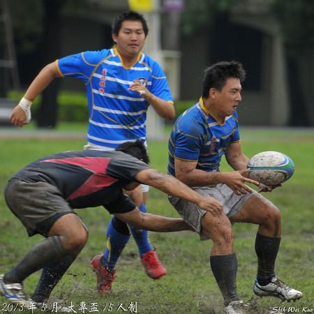 2013大專盃15s-公開組-台北體院vs輔仁大學(TPEC vs FJU)