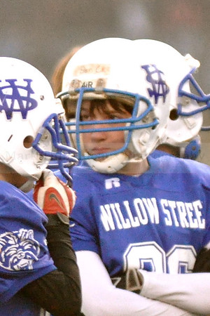 WILLOW STREET WOLVERINES 2011 B vs CONESTOGA VALLEY (11/3/11)