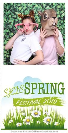 SJEDS Spring Festival 2019