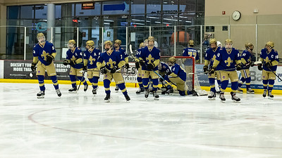 Div 1 NDP Hockey GAME ACTION vs. Flagstaff  Nov 1, 2020