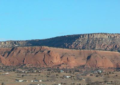 Albuquerque, NM to Needles, CA  - 2-27-06