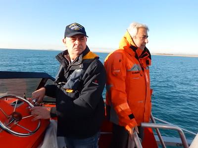 """À Sète, la solidarité """"tous temps"""" des sauveteurs en mer"""