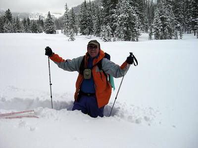 Specimen Crk Ski 30Jan09