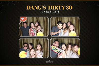 Dang's Dirty 30 (prints)