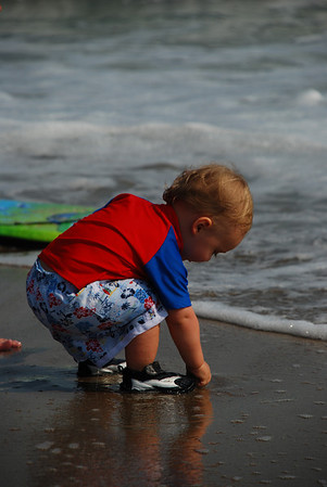 Cameron Does The Beach