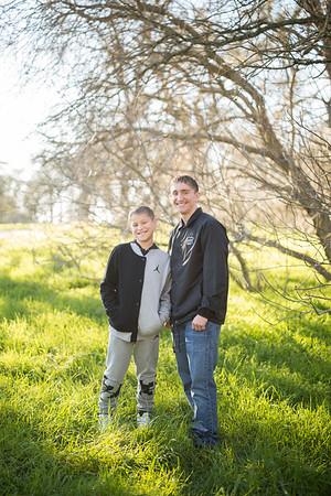 Wyatt and Gabe