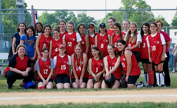Cav. Softball 5/8/07