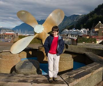 Whistler, B.C., January 2005