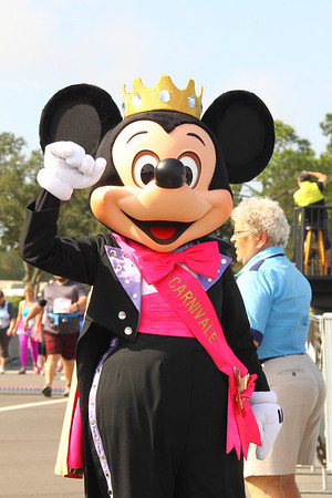 Disney Princess Half Marathon 2014