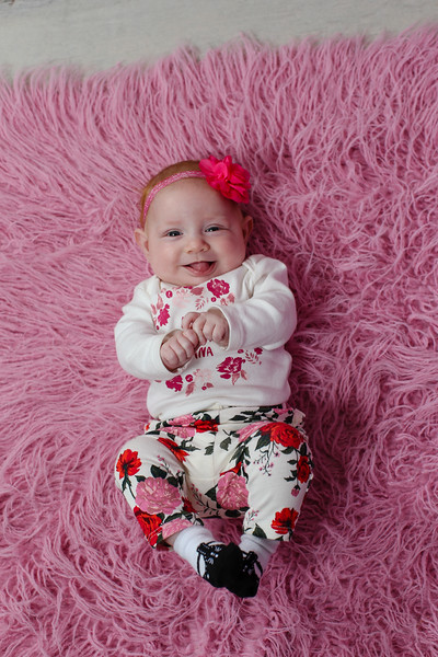 Gracelyn 3 months