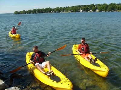 July 2009 Canadaigua Lake