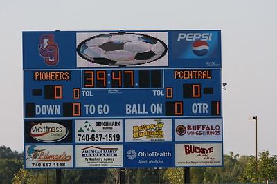 Varsity Soccer - Tigers v Orange