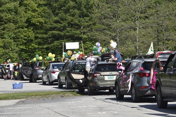 BBA Senior Parade