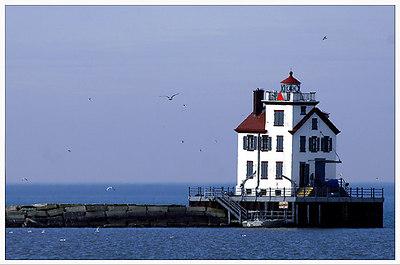 Lake Erie Landscapes & Lighthouses