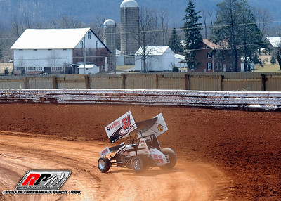 Williams Grove Speedway - 3/17/19 - Lee Greenawalt
