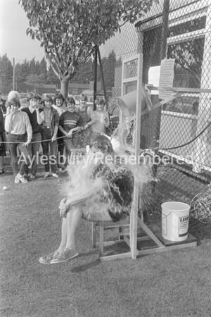 Sir Henry Floyd Grammar School fete, Sep 1983