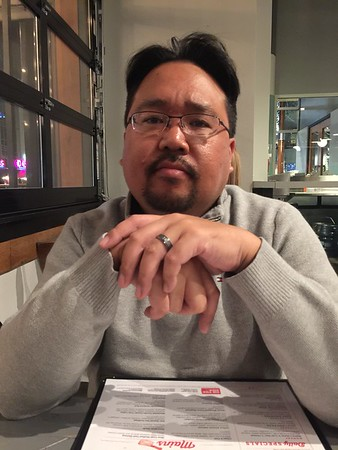 2017-01-25 Date night at the National Harbor